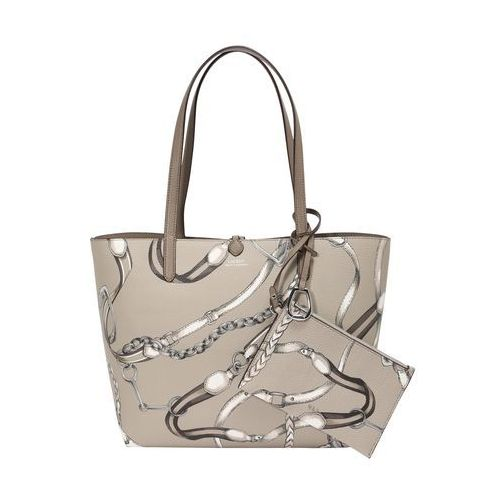 Lauren Ralph Lauren Torba shopper 'RVRSBLE TOTE-TOTE-MEDIUM' beżowy