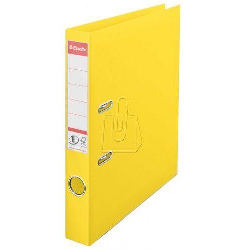 Segregator Esselte A4/50 Power No.1 Vivida żółty 624074