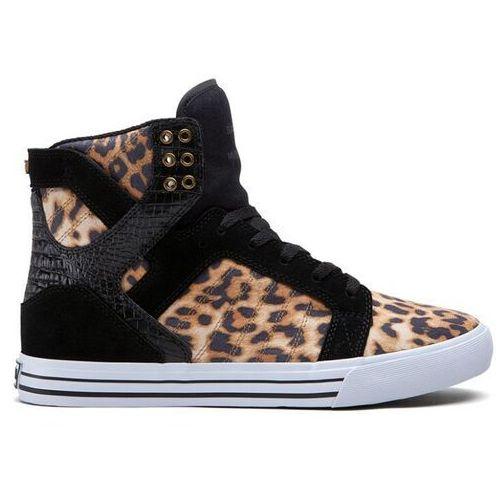 Supra Buty  - skytop high cheetah/black-white (bct) rozmiar: 45