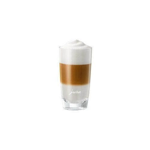JURA dwie szklaneczki do latte macchiato 270ml (7610917714735)