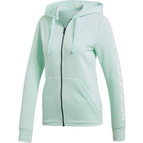 Bluza z kapturem essentials linear dn8509 marki Adidas
