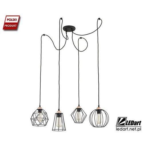 Lampa wisząca LED GALAXY pająk (5901780516468)