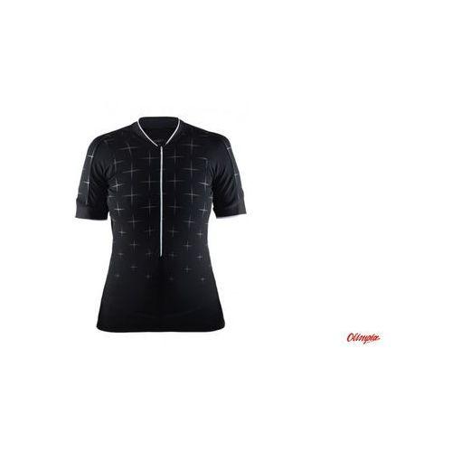 Koszulka damska CRAFT Belle Glow jersey 1904970-9900