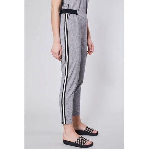 Click fashion Spodnie damskie model pucon 10647 grey