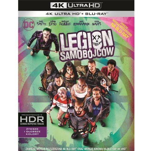 Legion Samobójców (4K Blu-ray) - David Ayer (7321999343804)