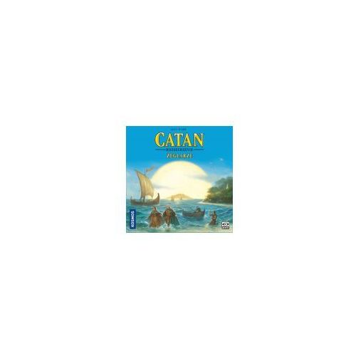 Galakta Catan: żeglarze - poznań, hiperszybka wysyłka od 5,99zł!