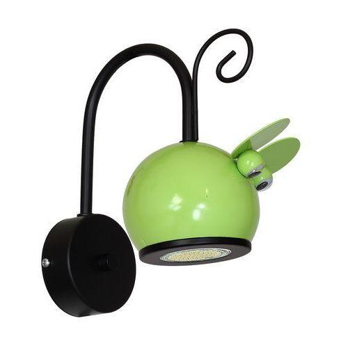 Luminex Kinkiet mouse 1 1 x gu10 40 w green