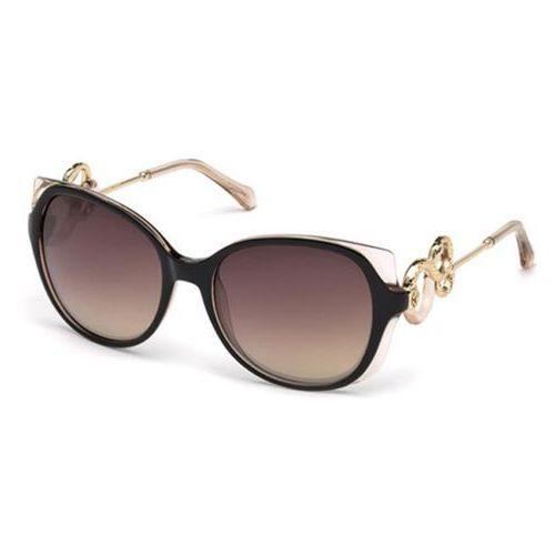 Roberto cavalli Okulary słoneczne rc 1035 castelfiorentino 01g