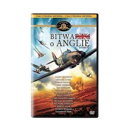 Imperial cinepix Bitwa o anglię (dvd) - guy hamilton. darmowa dostawa do kiosku ruchu od 24,99zł