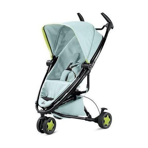 wózek spacerowy zapp xtra 2 blue pastel - darmowa dostawa!!! marki Quinny
