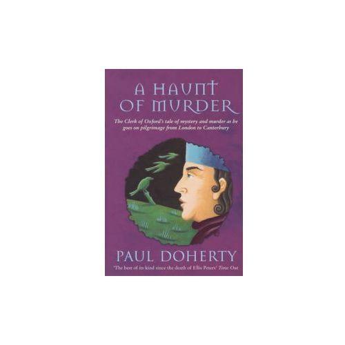Haunt of Murder (Canterbury Tales Mysteries, Book 6)