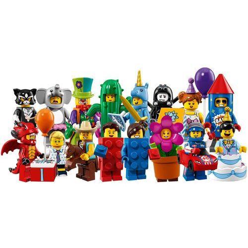 Lego MINIFIGURES Komplet 16 el. 18 seria 71021