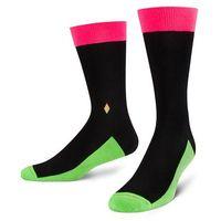 Skarpetki męskie czarne Two VA Socks