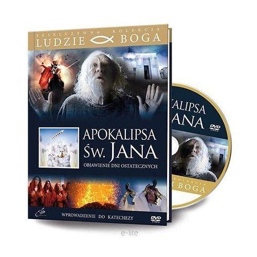 APOKALIPSA ŚW. JANA + film DVD z serii: Ludzie Boba