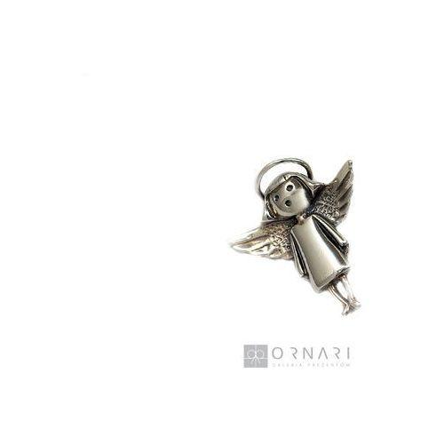 Wisiore srebrny aniołe srebro 925