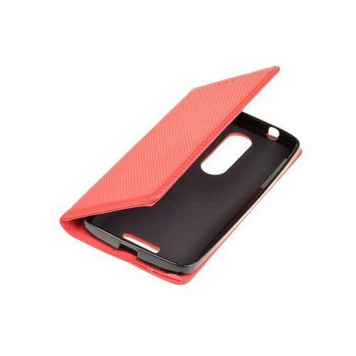 Zalew mobile Etui smart w1 do lenovo moto x force xt1580 czerwony - czerwony (5902280681106)