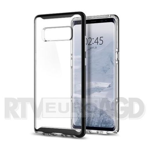 Spigen Neo Hybrid Crystal 587CS22091 Samsung Galaxy Note8 (czarny), 587CS22091