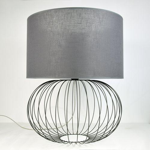 Lampa BIG BALL GRAY NR 2494, B4F3-9362D