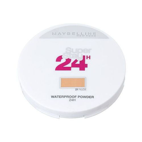 superstay 24h long-lasting puder wodoodporny odcień 21 nude 9 g marki Maybelline