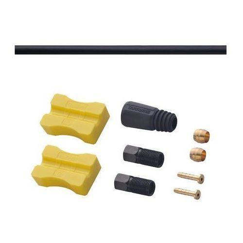 Przewód hamulcowy hydrauliczny sm-bh59 1000 mm przód czarny marki Shimano
