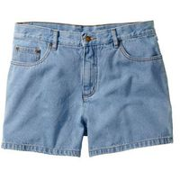 Szorty dżinsowe bonprix jasnoniebieski, kolor niebieski