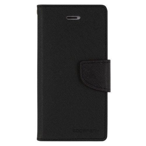 Mercury Fancy Diary - Etui Sony Xperia XZ z kieszeniami na karty + stand up (czarny) - Szybka wysyłka - 100% Zadowolenia. Sprawdź już dziś! (8806174351892)