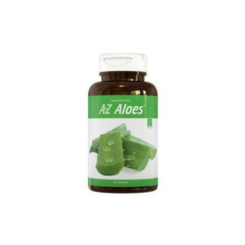 Kapsułki A-Z Aloes (60 kapsułek)