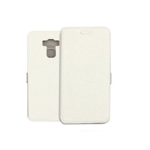 Asus zenfone 3 max (zc553kl) - etui na telefon wallet book - biały marki Etuo wallet book