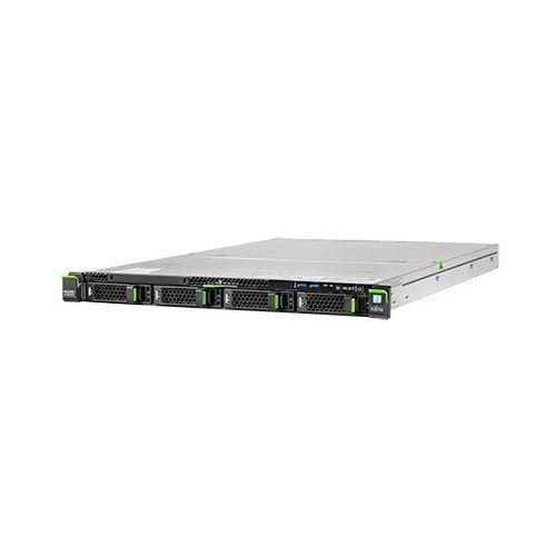 Fujitsu Serwer  rx2510m2 / 8-core xeon e5-2620v4 / 16gb ddr4 / 4x lff 3.5 / 2x 600gb sas / raid5 z cache / 2x psu hot plug