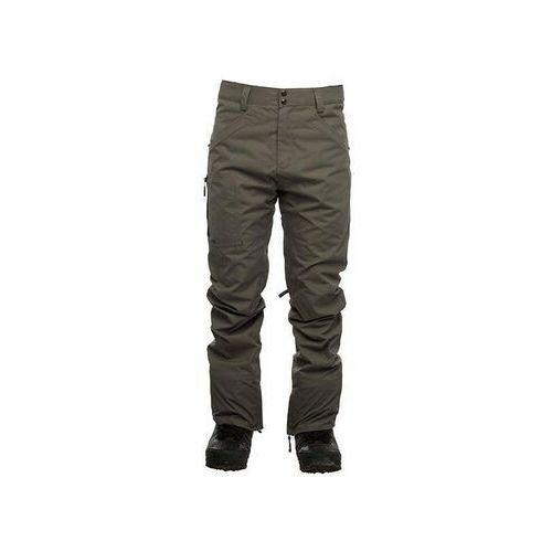 Spodnie - agent pant charcoal (cha), Sessions