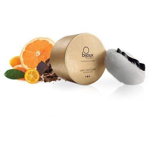 Smaczny puder do ciała - Bijoux Cosmetiques Body Powder czekolada