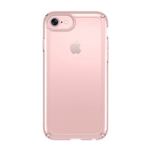 Speck Presidio Show - Etui iPhone 8 / 7 / 6s / 6 (Clear/Rose Gold)