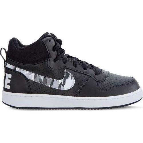 court borough mid gs 008 black multi color marki Nike