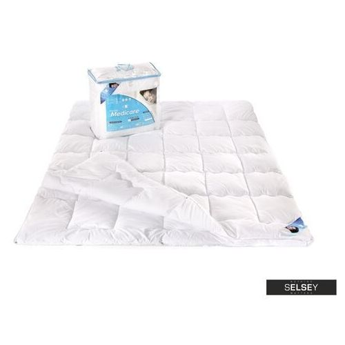 Selsey kołdra medicare 4 pory roku z poduszkami (5903025498737)