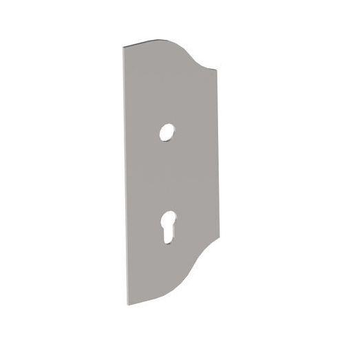 Szyld gładki 265x105, t3, a90, d18,5mm