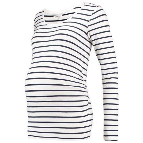 Zalando Essentials Maternity Bluzka z długim rękawem navy/offwhite, ZX0_SS17_2-9-G_009