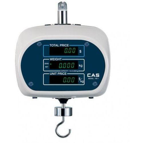 Waga kalkulacyjna wisząca CAS HS-1 15, HS115
