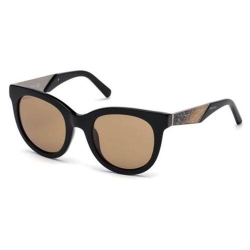 Swarovski Okulary słoneczne sk 0126 01e