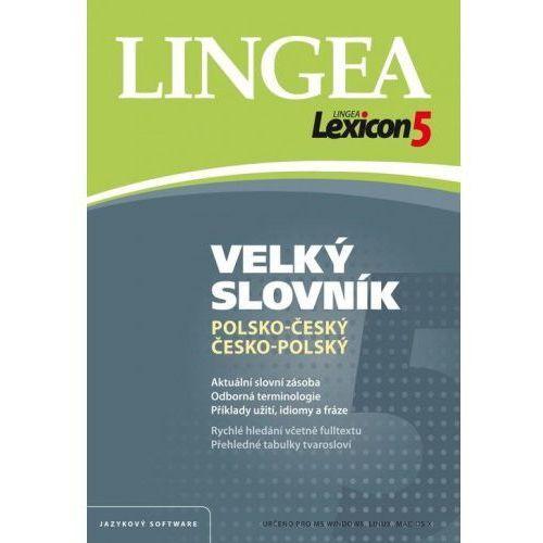 Lexicon 5 Wielki słownik czesko-polski i polsko-czeski (wersja elektroniczna), pozycja z kategorii E-booki
