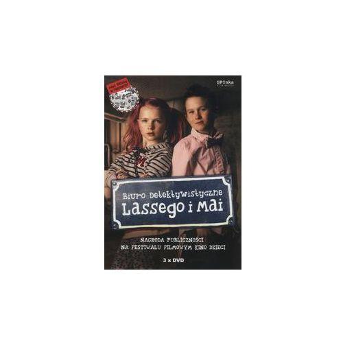 OKAZJA - Biuro Detektywistyczne Lassego i Mai. Darmowy odbiór w niemal 100 księgarniach!