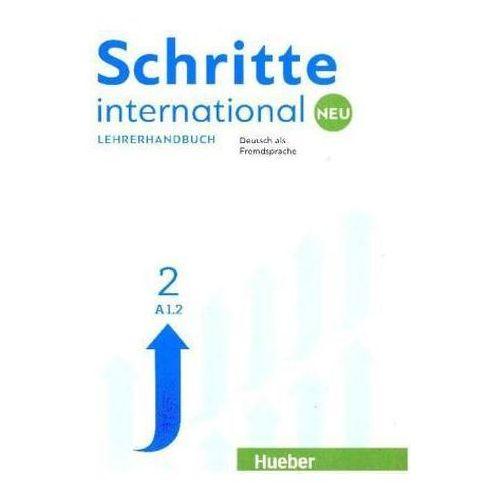 Schritte International Neu 2 (A1.2). Książka Nauczyciela (9783196110821)