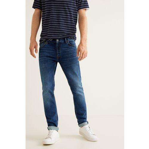 - jeansy tim3 marki Mango man
