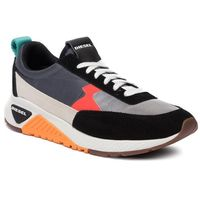 Diesel Sneakersy - s-kb low lace ii y01998 p2485 h7481 steel gray/vaporous