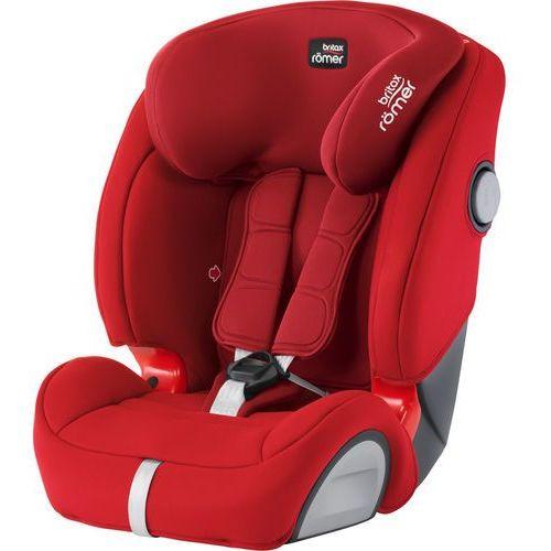 Britax römer Britax rÖmer fotelik samochodowy evolva 123 sl sict flame red (4000984149234)