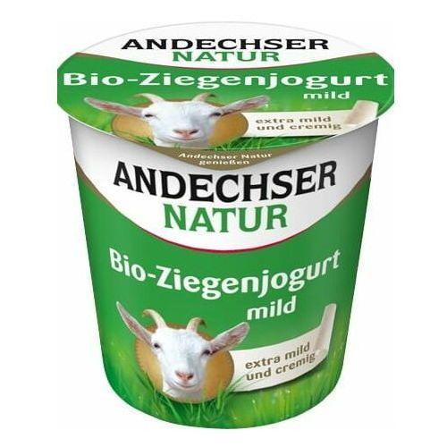 Andechser Jogurt kozi naturalny 3,2% tł. 125g - bio