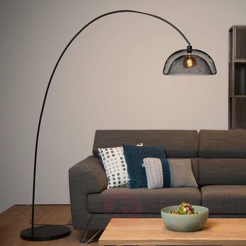 Lucide Mesh 30773/01/30 Lampa stojąca podłogowa 1x60W E27 czarna (5411212302519)