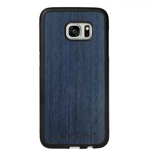Etui SmartWoods – Blue Sky Galaxy S7 EDGE, kolor niebieski