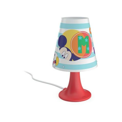 Philips 71795/30/16 - Lampa stołowa dla dzieci DISNEY MICKEY MOUSE LED/2,3W/230V, 717953016