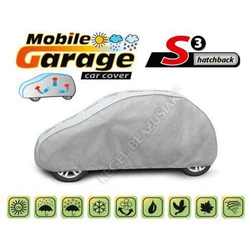 Kegel-błażusiak Toyota aygo i ii 05-14, od 2014 pokrowiec na samochód plandeka mobile garage