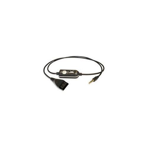 AxTel - QD/Jack 3,5 mm TALK/MUTE IPHONE (adapter)